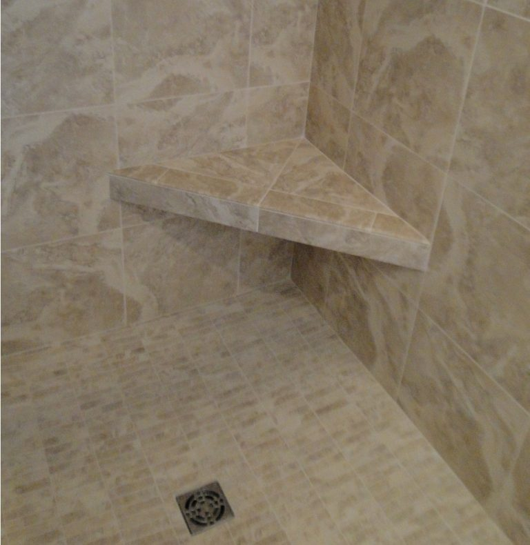 shower, tile, custom home