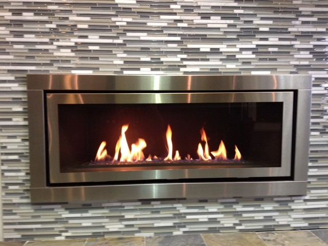 When deciding whether to include a gas or wood fireplace there are five different areas to discern. • Look-and-feel • Cost • Maintenance • Convenience • Environmental Responsibility Your lifestyle and house plans will determine which of these areas will w