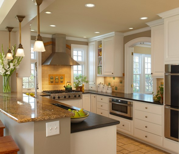 kitchen remodel, custom home, building