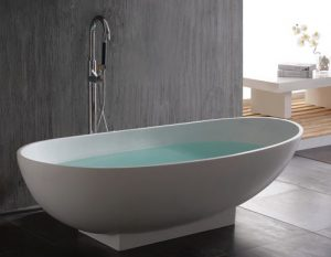 bathroom remodel, bathtub, custom home