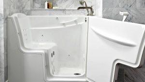 bathroom remodel, Sun Prairie, Bathtub, custom home