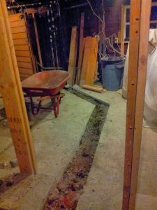 remodel, basement, plumbing, DeForest, Windsor
