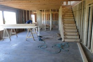 basement, lower level, stairs, finish, remodel, DeForest, Windsor
