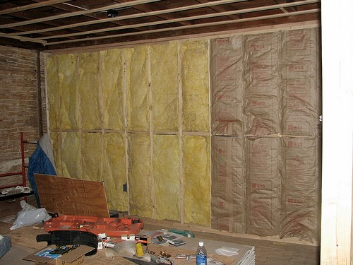 Building Construction Media Room Remodel Deforest
