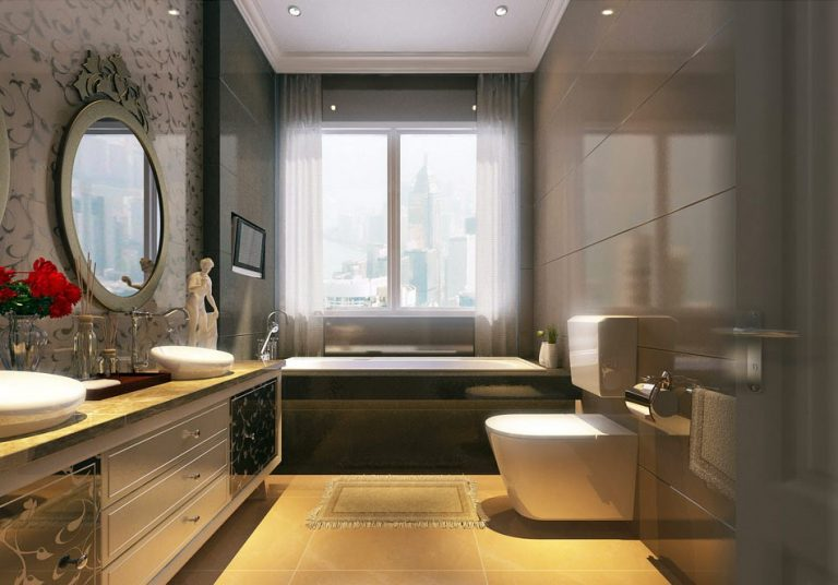 Ideas for your Ultimate Master Bathroom!