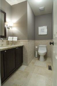Basement remodel, lower level remodel, basement bath, lower level bath,