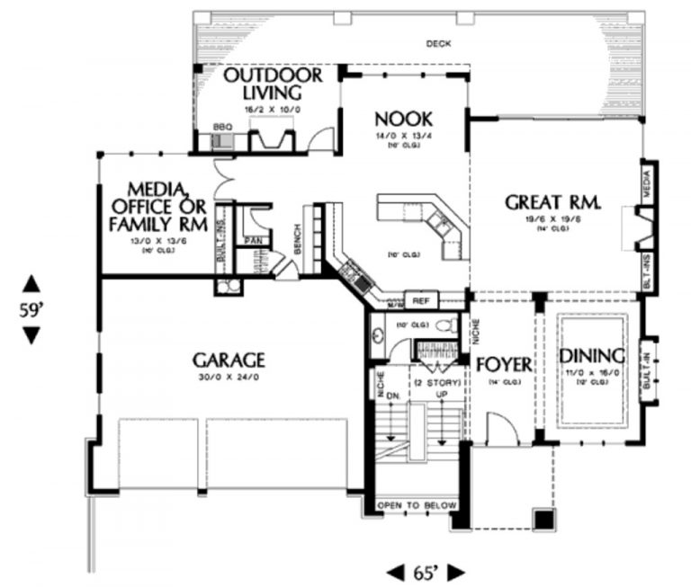 How to determine if a floor plan is right for you?
