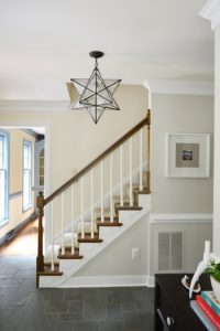 stairs, stairwells, floor plans, square footage, custom build, home design, railing