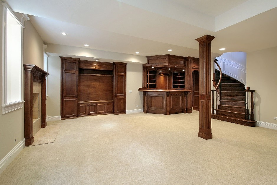 how to plan your basement | design custom homes