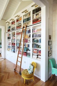 How to Plan your Home Library!