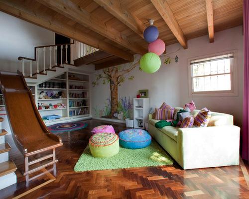Three Big Trends in Playroom Design