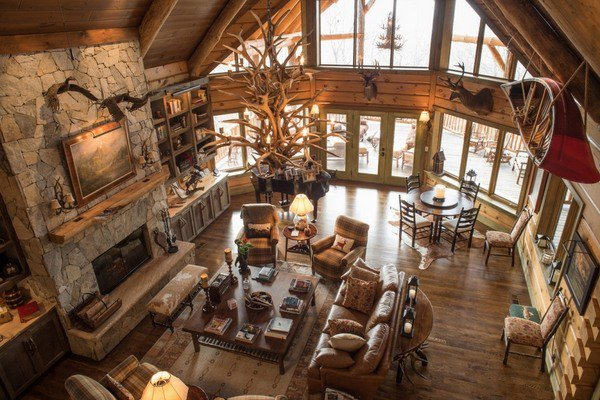 3 Rustic Amp Cozy Rooms Design Custom Homes Of Madison