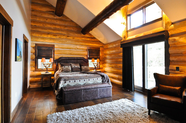 log cabin bedroom log cabin bedrooms design custom homes of 12155