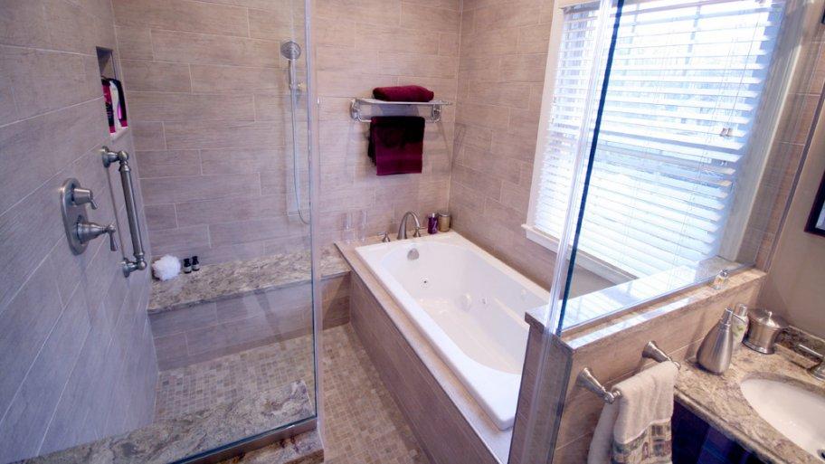 Elegant Wet Rooms Aka Bathrooms