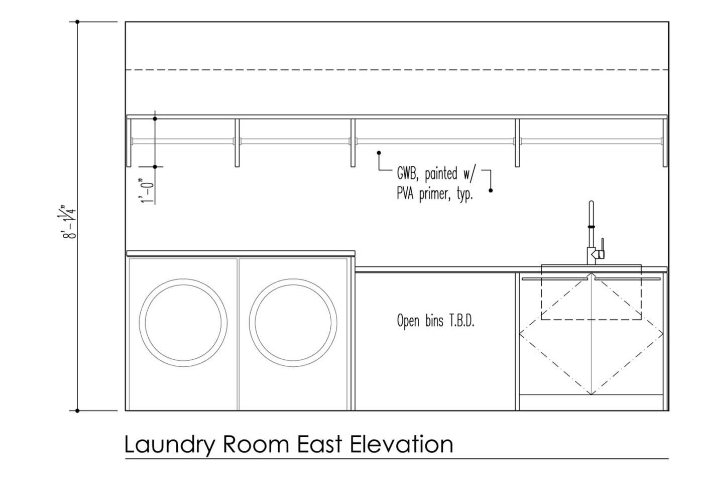 Standard Kitchen Cabinet Width Designing A Mud Or Laundry Room Design Custom Homes
