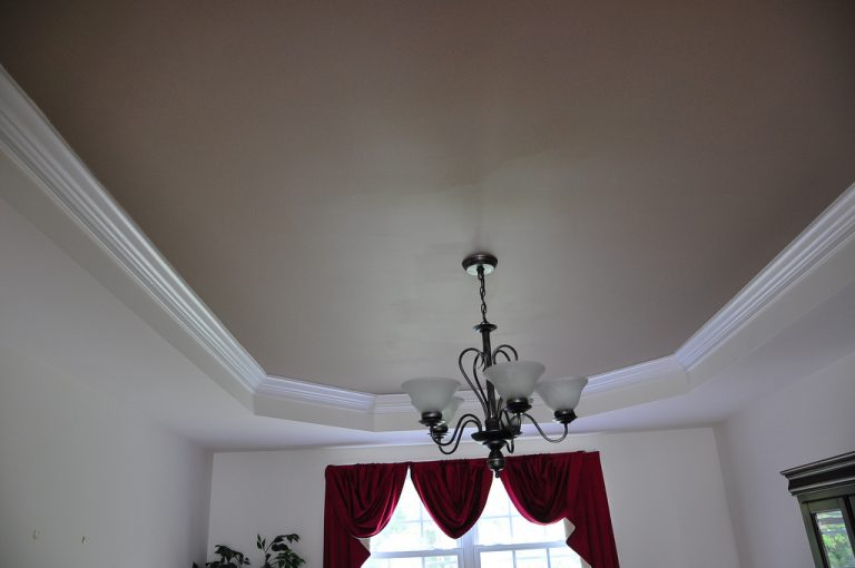 Tray Ceilings — Stylish Focals Add Charm to Any Room