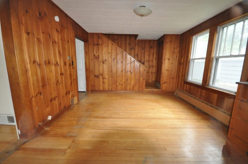 Do You Have Ugly Wood Paneling?