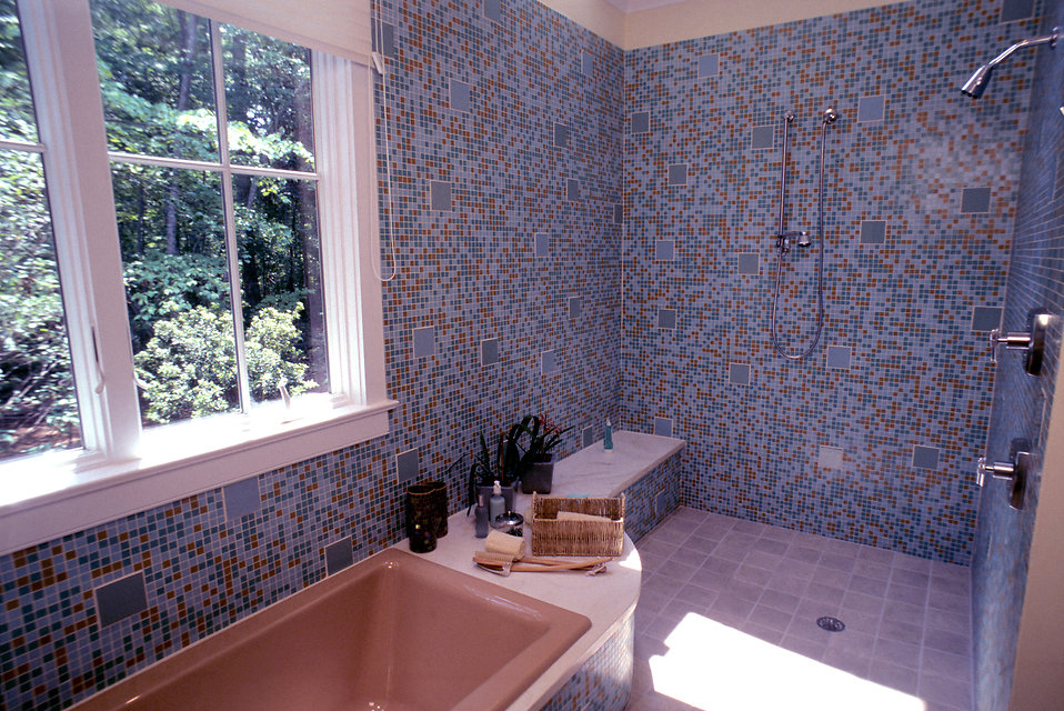 Drywalling A Bathroom Design Custom Homes Of Madison - Bathroom remodeling rogers ar