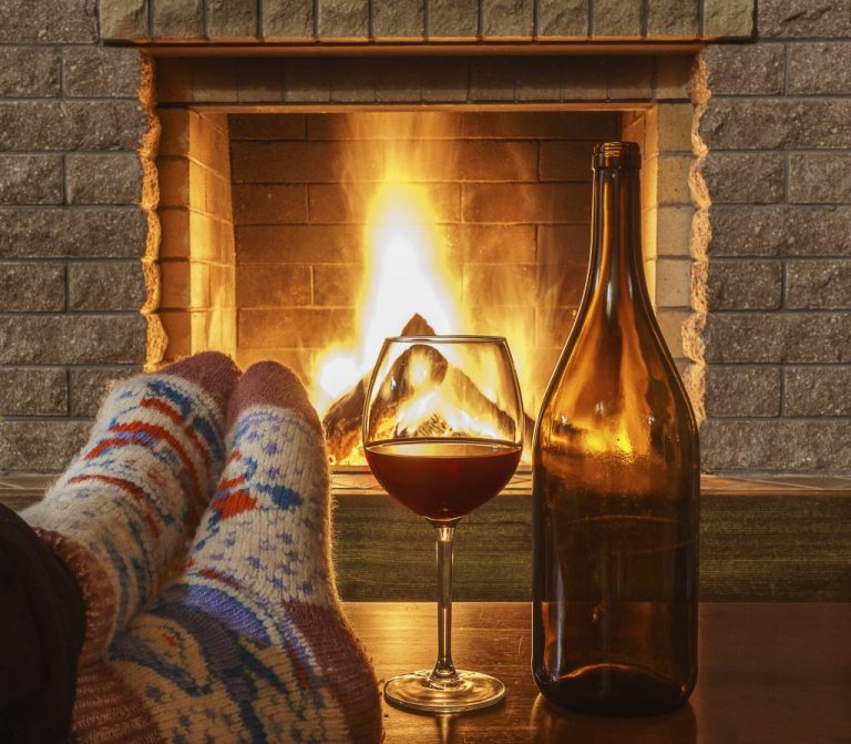 Fireplace Winter and Holiday Guide