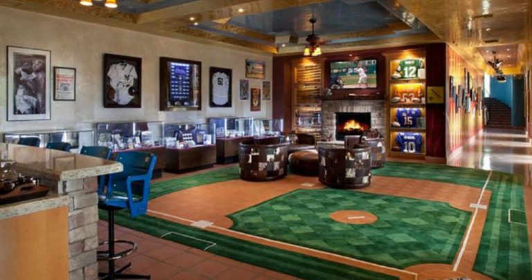 Sports Basement – Building Your Mini Arena