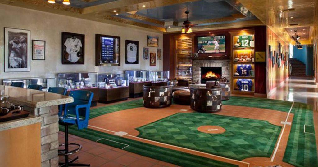 Sports Basement – Building Your Mini Arena