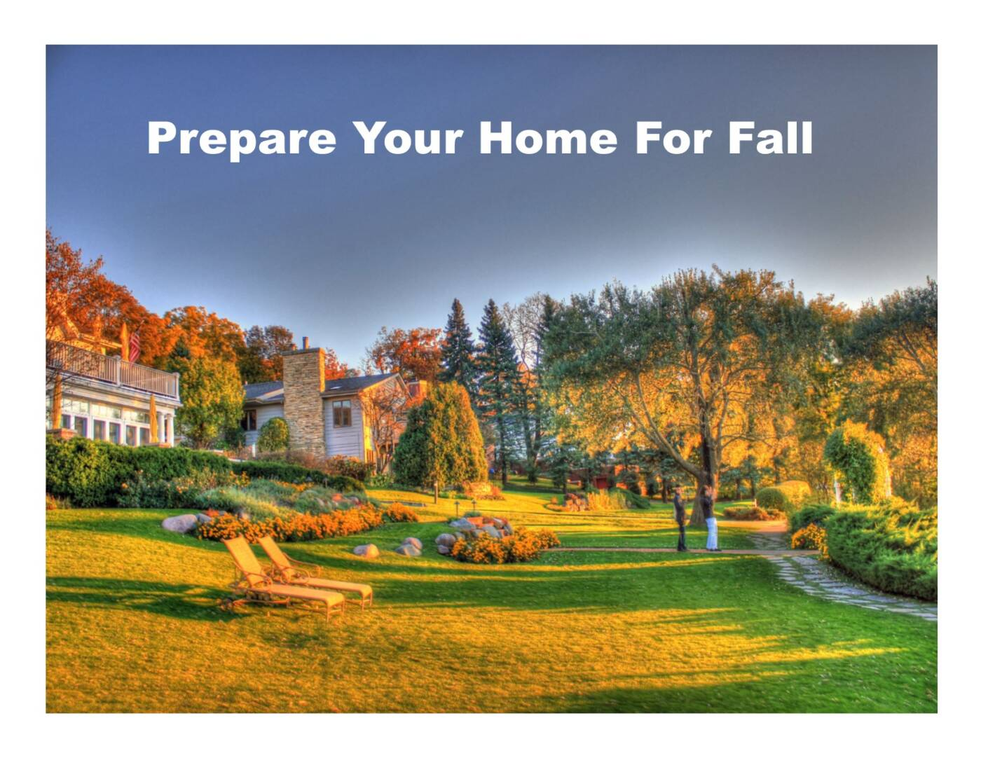 Fall Maintenance Tips for Your Home