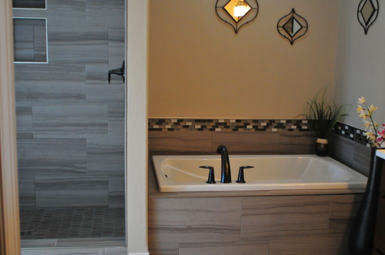 Adding Texture to Your Bathroom With Tile