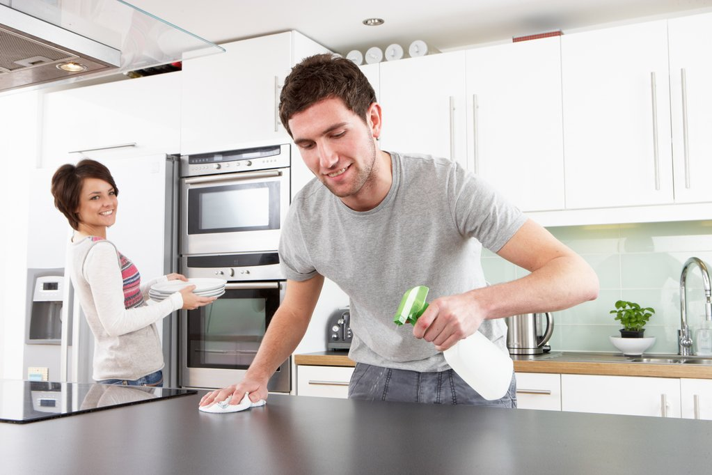 Six Spring Cleaning Tricks for Your Kitchen