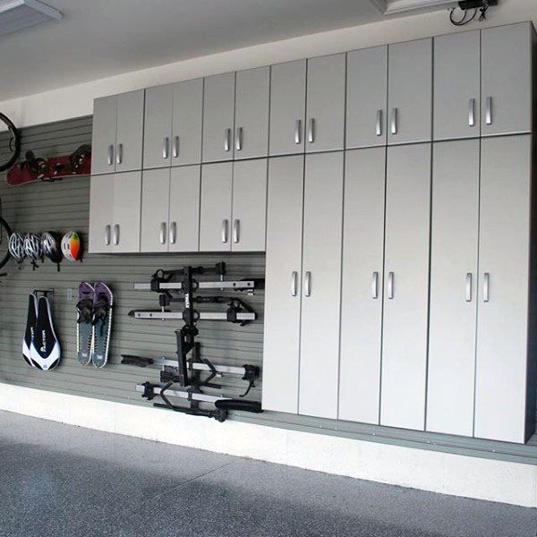 Custom Cabinets and Storage for Your Garage