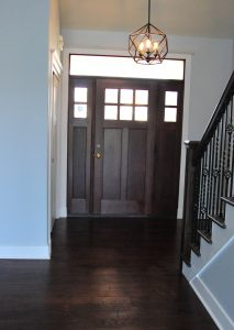 Fox Hill 9 Entryway