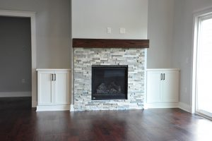 Fox Hill 9 Fireplace
