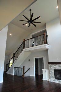 Fox Hill 9 Stairs