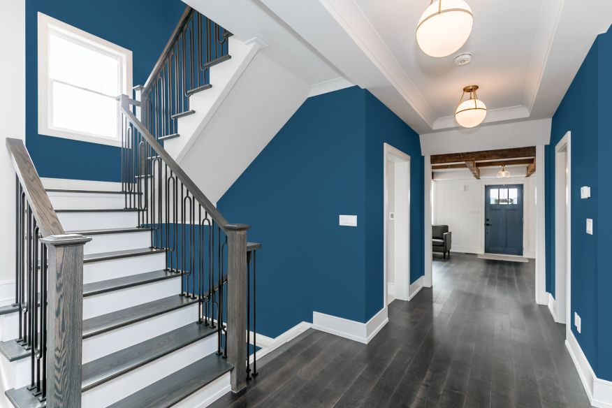 A Beautiful New Paint Color