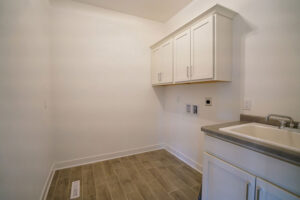 Lot 29 Laundry Room